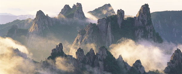 Mount Seorak, South Korea