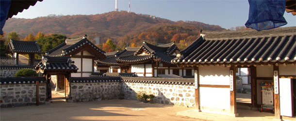 Namsan Folk Village, Seoul